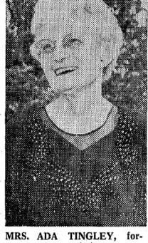 Ada Tingley, Lady Trapper of the Bruneau Country