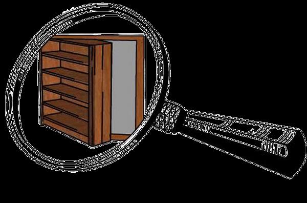 Hide-A-Way Door Logo