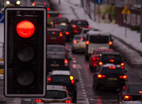 Life is at a halt- so why are we running all the red lights?