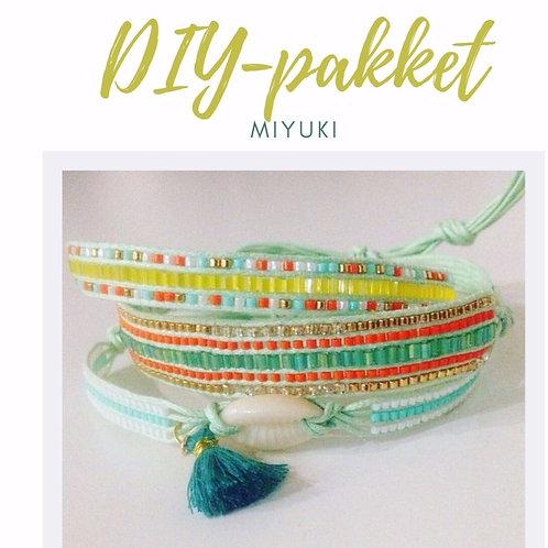 DIY pakket Miyuki