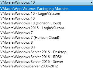 VMware OS Optimization Tool - Melhores práticas