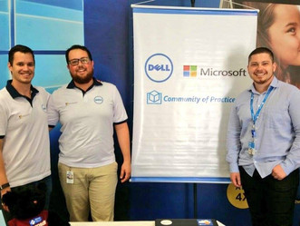 WORKSHOP COMUNIDADE MICROSOFT - Dell