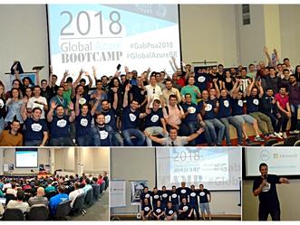 Global Azure Bootcamp RS - #GABPoa 2018