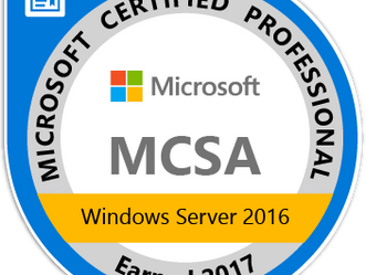 EXAME 70-743 - UPGRADING YOUR SKILLS TO MCSA: WINDOWS SERVER 2016 - DICAS DO EXAME! COMO PASSAR!