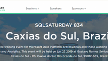 SQL Saturday 2019 - Caxias do Sul / RS