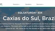SQL Saturday 2019 - Caxias do Sul / RS