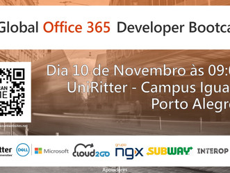 Global Office 365 Developer Bootcamp