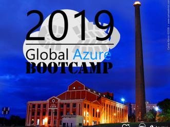 Global Azure Bootcamp 2019 - Porto Alegre