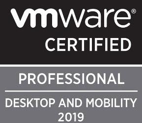 Um pouco mais sobre a certificação Desktop and Mobility 2019 (VCP-DTM 2019)