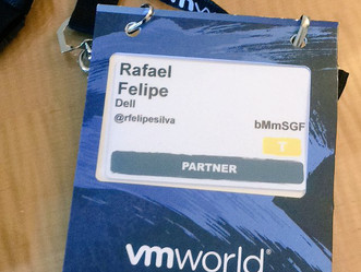 Bem-vindo ao VMworld 2017!