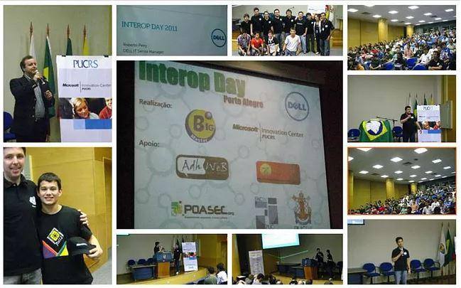 Primeiro Interop Day em Porto Alegre - 2011