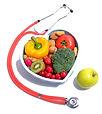 HER Health Pict - Stethoscope+Veggies (T