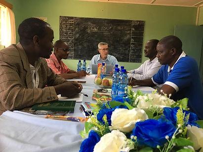 HER Malawi Meeting at Malamulo Publishin