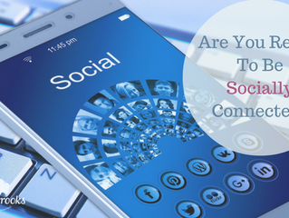 Are You Ready To Be Socially Connected?