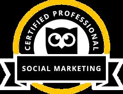 Hootsuite Social Marketing Certification