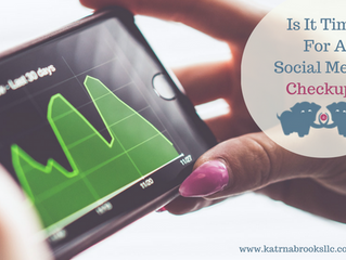 Is It Time For A Social Media Checkup?