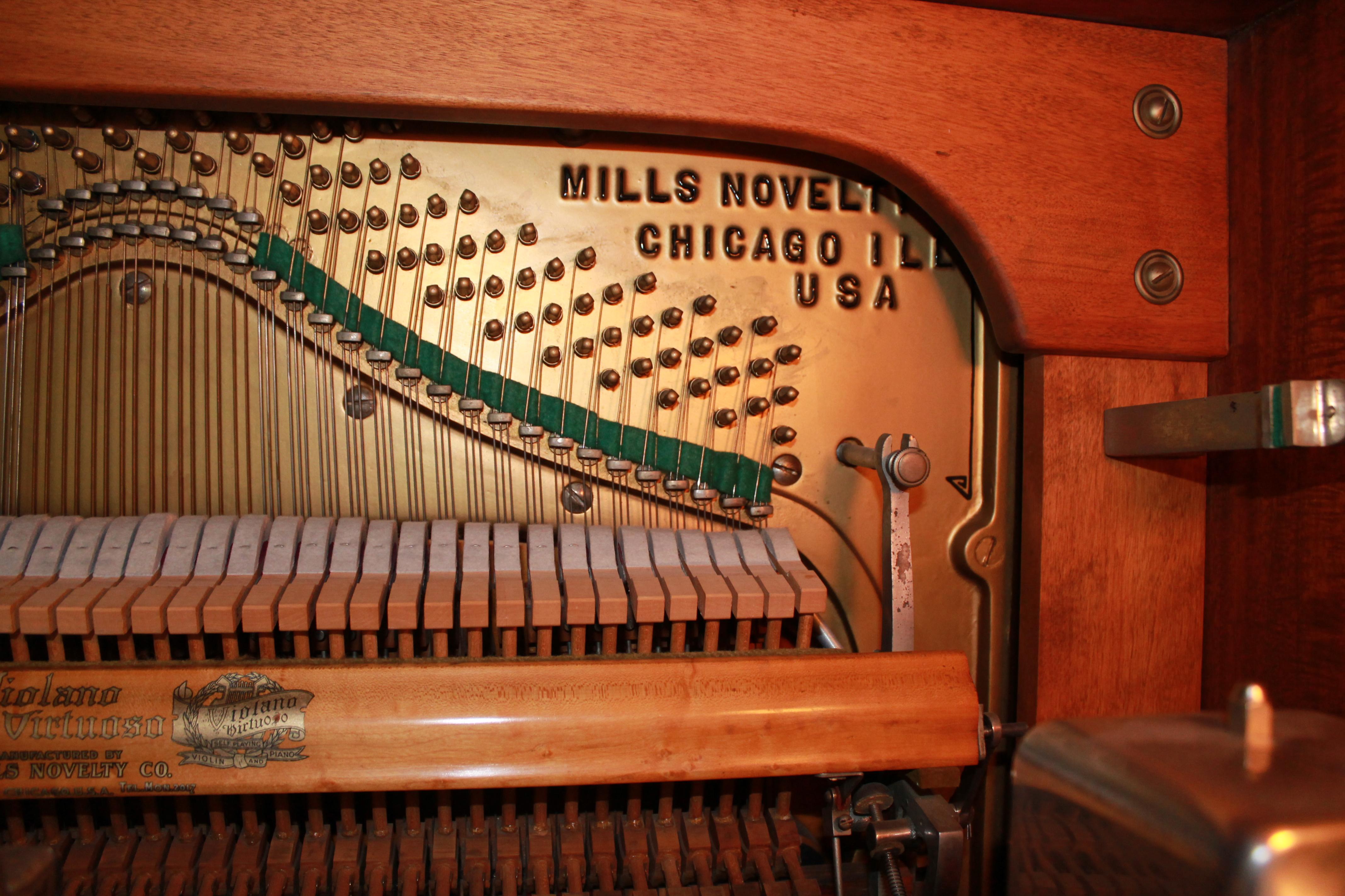 Mills Violano Virtuoso