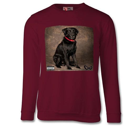Doggo Jumper (Burgundy)