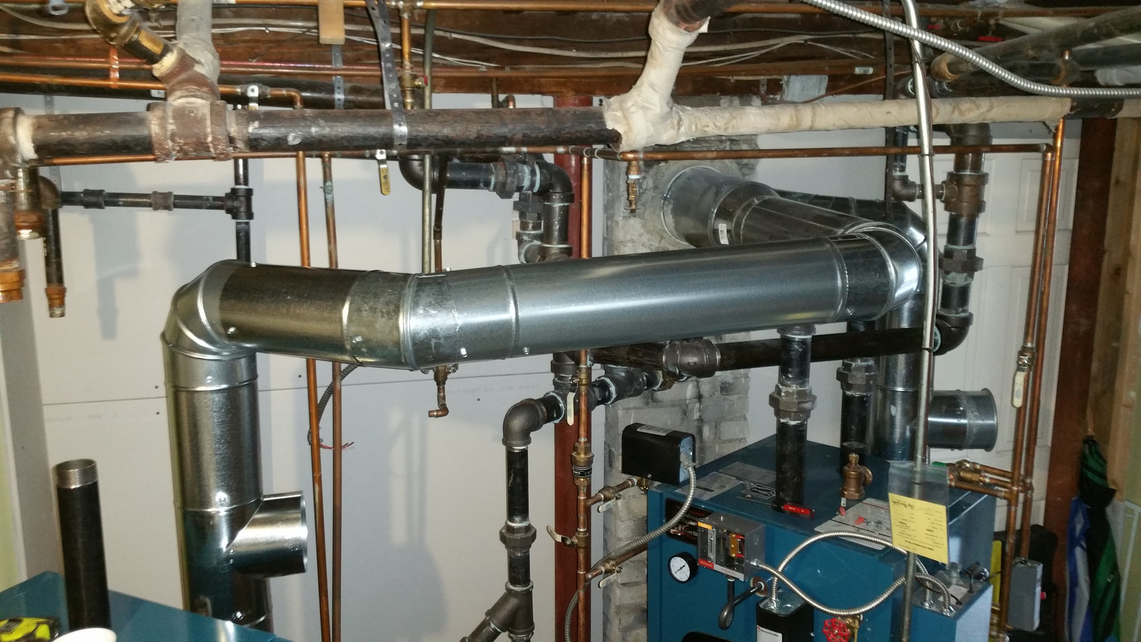 Home Aquaflow Plumbing Amp Heating Inc