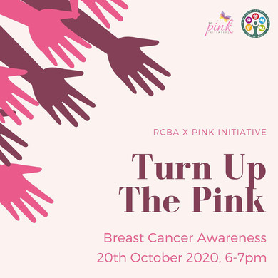 Turn Up the Pink