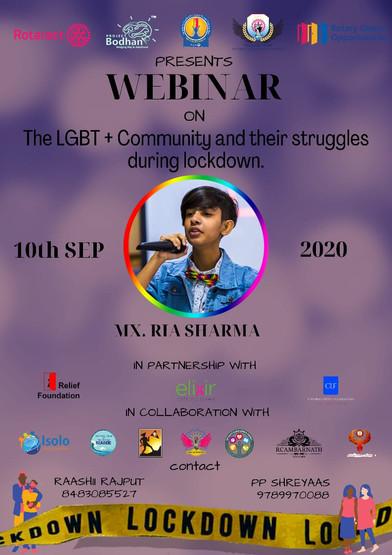 Struggles of LGBTQ+ Community
