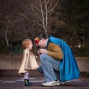 Little Hero Family Shoot