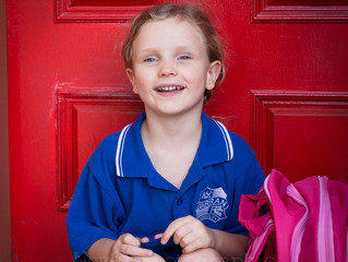 5 Tips for a great 1st Day of School Photo