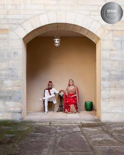 Novel Wedding Portraits Sydney