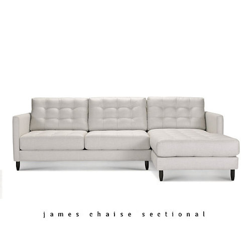 James Collection - Sectionals
