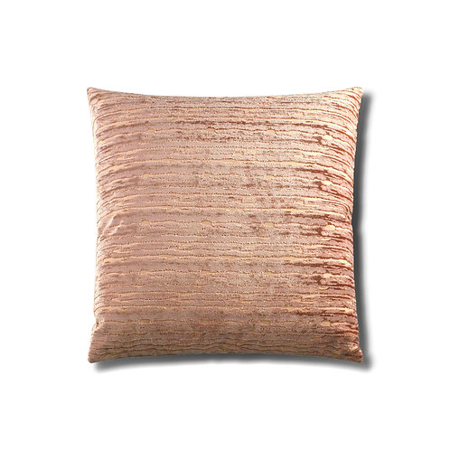 "Wake 24"" Downblend Pillow - in Blush"