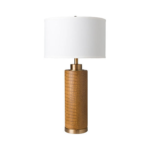 Buchanan Table Lamp - Caramel