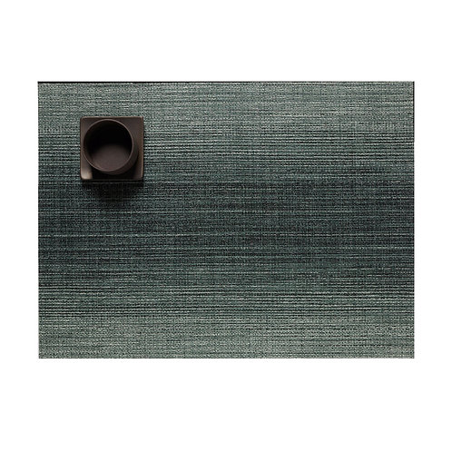 "Chilewich ""Ombre"" Rectangular Placemat in Jade"
