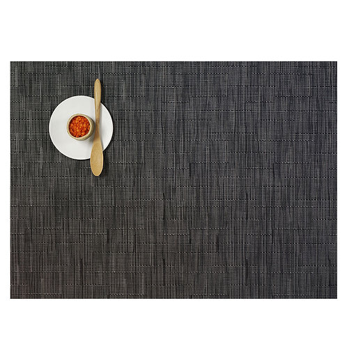 "Chilewich ""Bamboo"" Placemat - in Smoke"