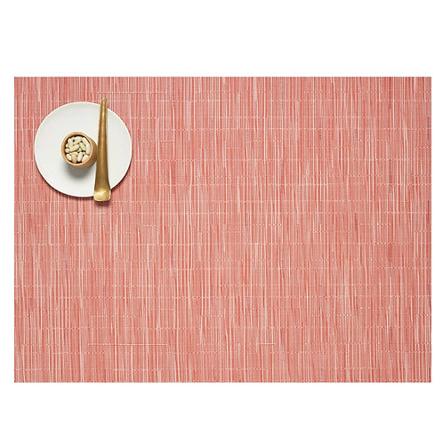 """Chilewich """"Bamboo"""" Placemat - Sunset"""