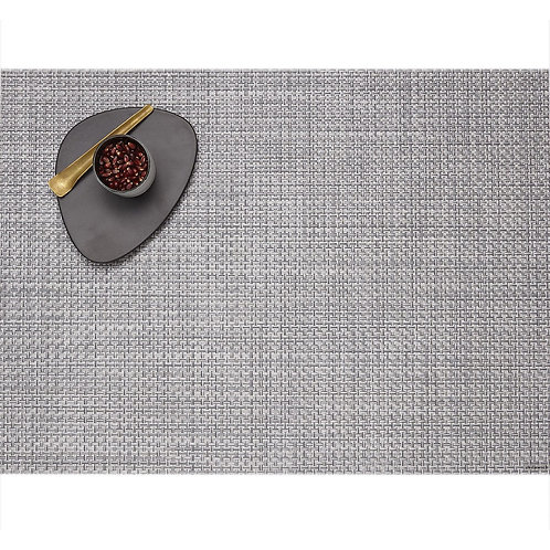 """Chilewich """"Basketweave"""" Placemat in Shadow"""