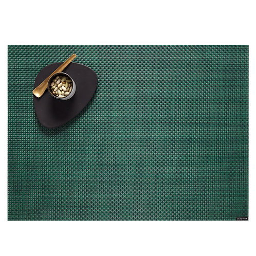 "Chilewich ""Basketweave"" Placemat in Pine"