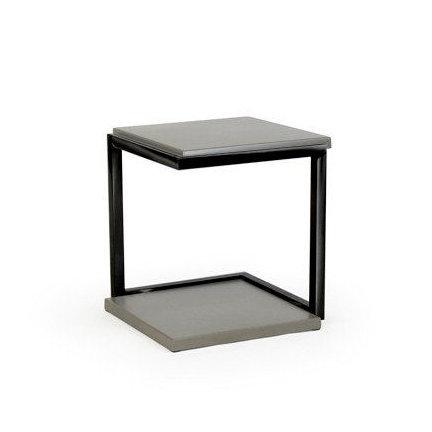 Alistair Side Table - Topaz/Manganese