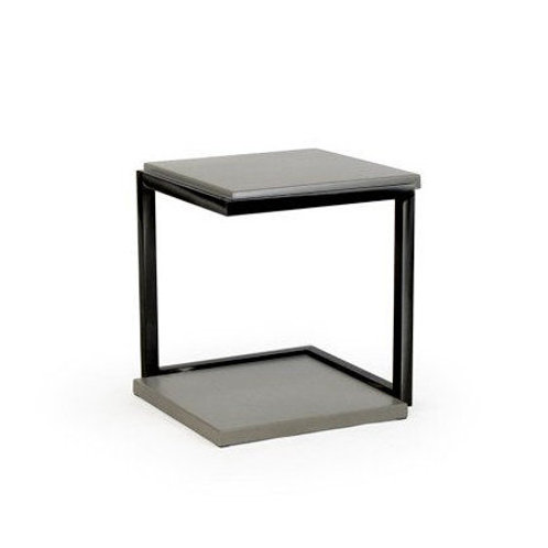 Alistair Side Table - Topaz/Manganese
