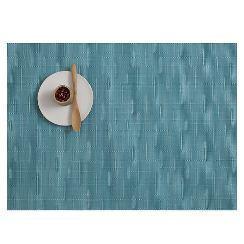 "Chilewich ""Bamboo"" Placemat - Teal"