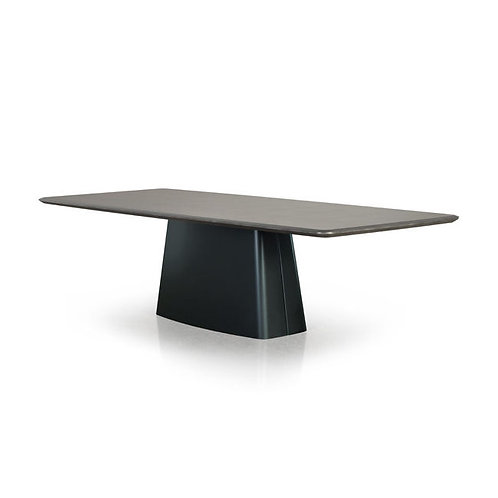 Journey Dining Table - Rectangle with Solid Birch Beveled Top