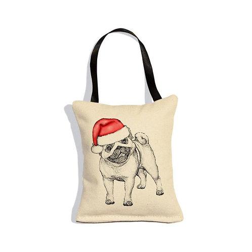 """Pug"" Ornament"