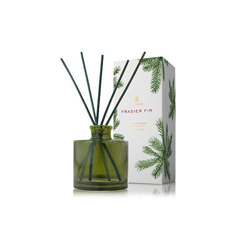 Frasier Fir 4 oz Reed Diffuser in Pine Needle Jar