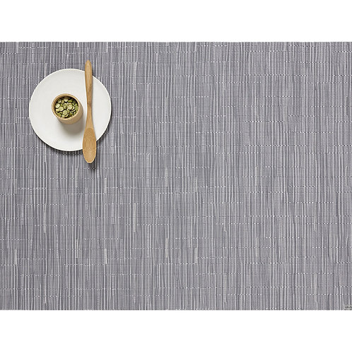 "Chilewich ""Bamboo"" Placemat in Fog"