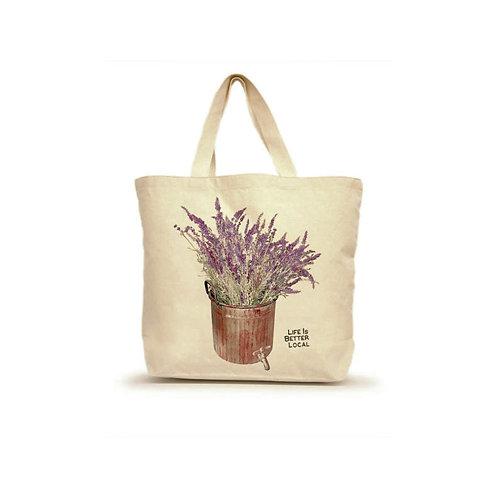 Lavender Tote