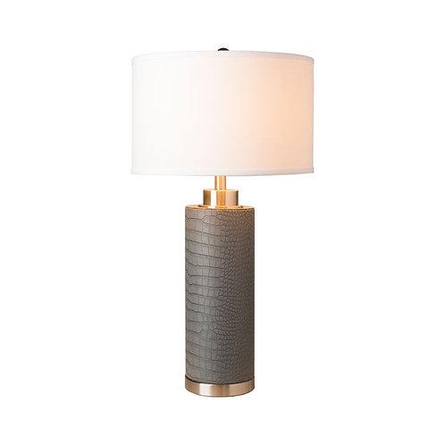 Buchanan Table Lamp - Grey