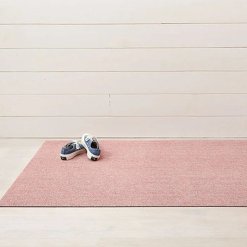 "Chilewich ""Heathered Shag"" Mat in Blush"