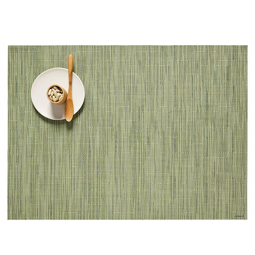 "Chilewich ""Bamboo"" Placemat - Spring Green"