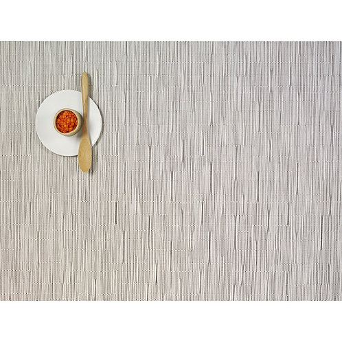 "Chilewich ""Bamboo"" Placemat in Chalk"
