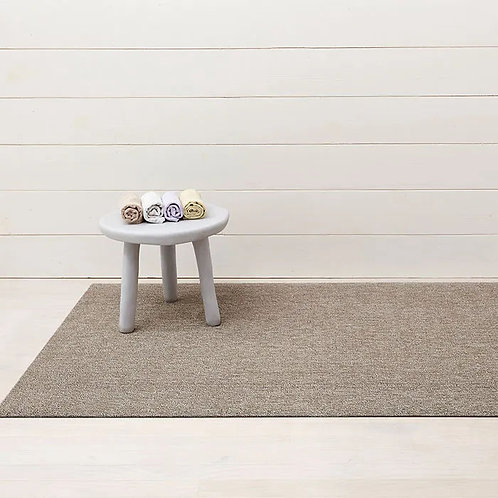 "Chilewich ""Heathered Shag"" Mat in Pebble"