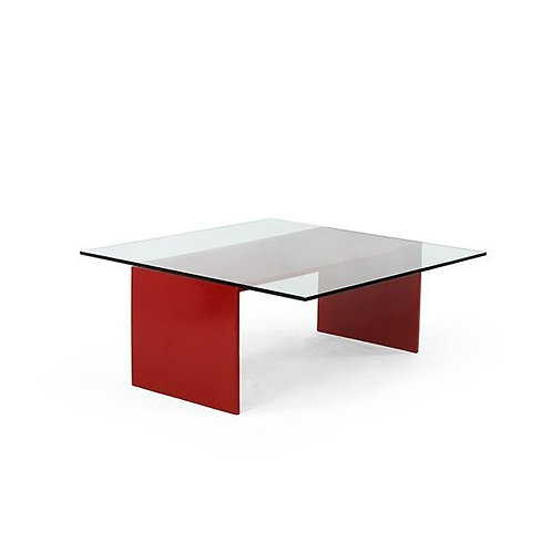 Mezzo Square Cocktail Table